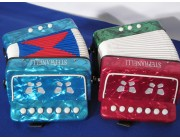 Mini Stephanelli button accordion
