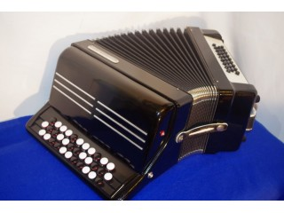 Ellegaard Pigini free bass accordion