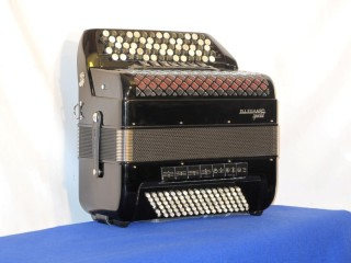Ellegaard Pigini Free bass or Convertor accordion 96 bass