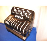Hohner 443K C system button accordion