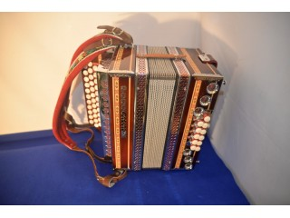 New Podgorsek accordion made in Slovenia