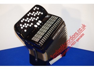 Weltmeister C system Accordion