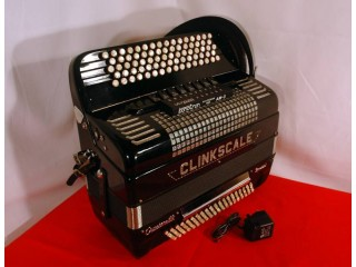 Crucianelli Clinkscale C system MIDI button accordion