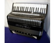 Crucianelli MIDI accordion with switching Scottish tuned Now with free expander worth £200