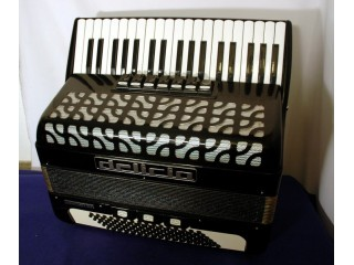 Delicia 37 key 96 bass MIDI accordion