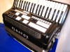 Elkavox MIDI piano accordion with new expander model Classique