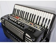 Excelsior 4 voice MIDI piano accordion with expander
