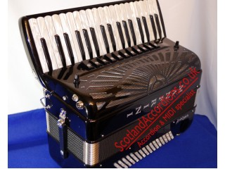 Manfrini Artisan 96 bass MIDI Accordion