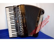 Scandalli Air 1s 120 bass MIDI accordion