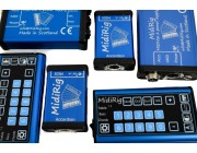 MidiRig conversion and expanders
