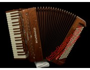 Scandalli Intense Air 37 Key 120 bass Tone Chamber accordion