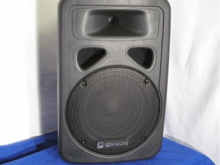 12 inch moulded active speaker