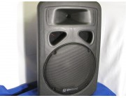 15 inch moulded active speaker