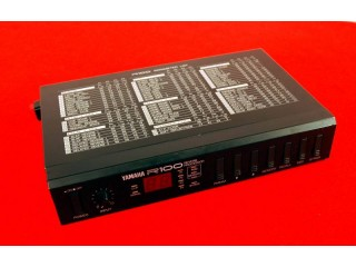 Yamaha R100 reverb - echo effects unit