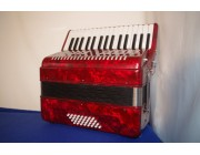 New 32 treble & 32 bass accordion