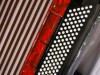 Aliante 3 voice piano accordion Red