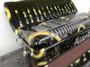 Aliante 3 voice 37-96 black key decorated piano accordion - last one!