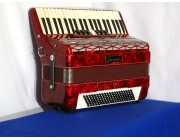 Chanson full size 120 bass accordion