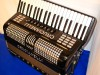 Crucianelli 120 Bass midi accordion - now with Midi expander