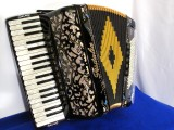 Fisitalia Italian accordion with FREE NEW MIDI SYSTEM - NEW EXPANDER!