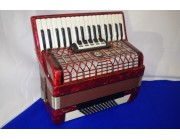 Galotta 72 bass German accordion
