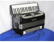 Giulietti 4 voice piano accordion FREE NEW MIDI SYSTEM - NEW EXPANDER!