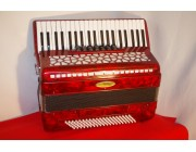 Lorenzy full size 120 bass accordion
