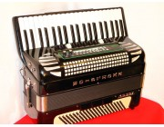 Excelsior Midivox Series 2 Scottish 120 Bass 4 voice accordion