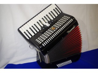Parrot 60 bass black accordion