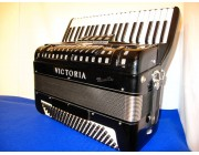 Victoria 3 voice very compact 120 bass 41 treble key model