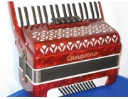New Canarino Reedless accordion