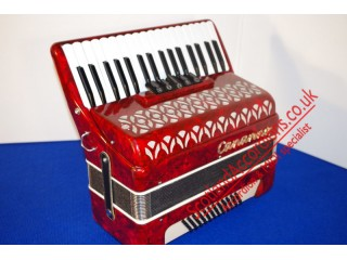 Canarino Reedless accordion