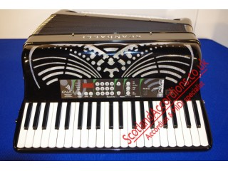 Scandalli EWA Reedless Piano Accordion