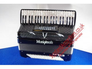 Musictech 50 Reedless piano accordion