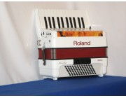 Roland FR1 accordion in excellent condition with new amplifier