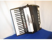 Roland FR2 unmarked reedless accordion