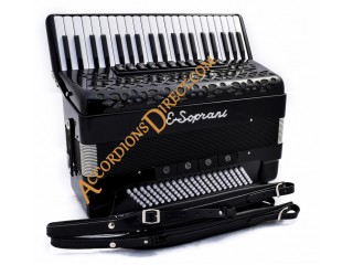 E. Soprani 4 voice 120 bass Accordion