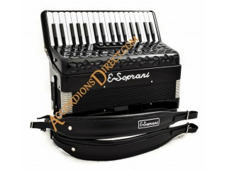 E. Soprani 34 key 72 bass Midi options available