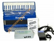 MusicTech Special Digital 50 Piano accordion - Special Christmas offer