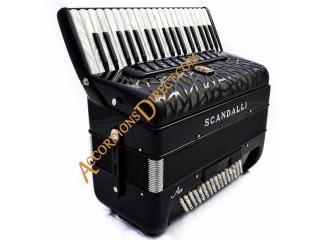 Scandalli Air I 37 key 96 bass 4 voice accordion