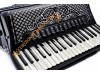 Scandalli Super L 41 Key 120 bass Tone Chamber accordion.  Midi systems available.